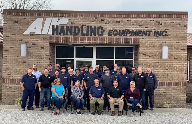 Air Handling Equipment Team